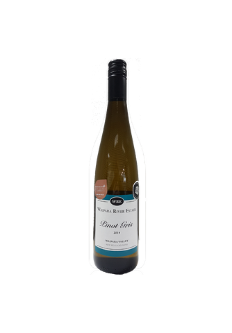 Waipara River Estate 'Single Vineyard' Pinot Gris 2014