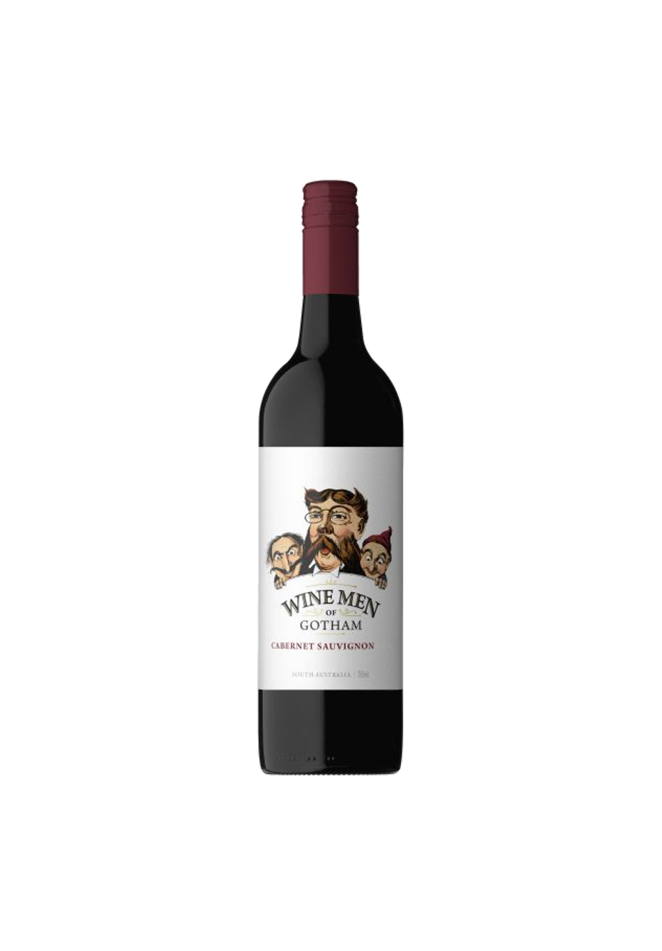 Wine Men Of Gotham South Australian Cabernet Sauvignon 2018
