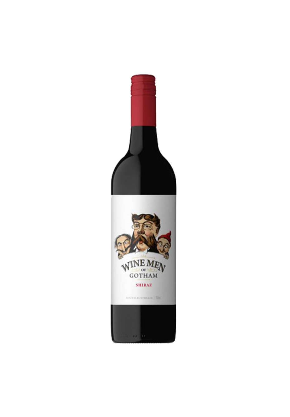 Wine Men Of Gotham South Australian Shiraz 2017