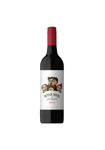 Wine Men Of Gotham South Australian Shiraz 2019