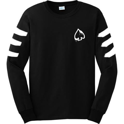 Official Mr. Red Ace Chest Longsleeve