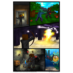 Official JeromeASF Bacca Comic Posters