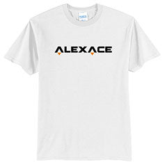 AlexACE Signature Logo Design Shirt