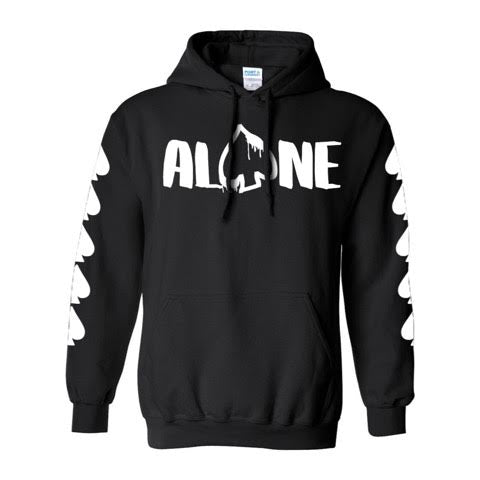 Official Mr. Red Alone Ace Hoodie