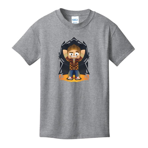 Bajan Canadian Never Dig Straight Down Shirt