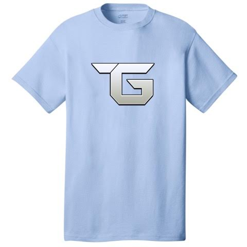 Official Target3DGaming Full Logo Shirts