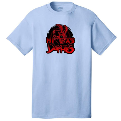 Official NixVG's Demons Logo Shirts