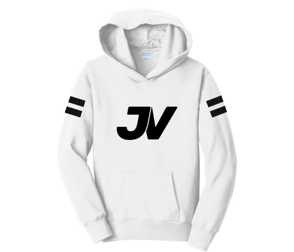 Official JustVurb JV Stripes Hoodie