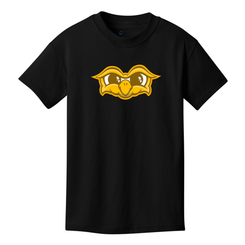 Limited Doni Bobes Gold Owl Logo Black