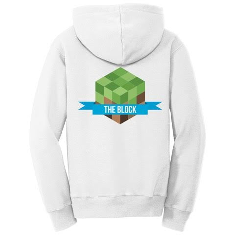 Official The Block Two - Sided Hoodies