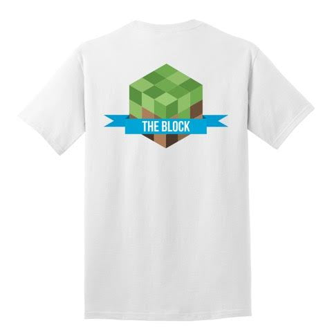 Official The Block Two - Sided T-Shirts