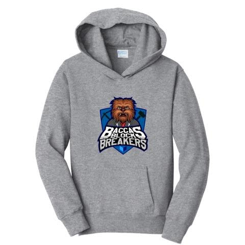 JeromeASF Battle Block Breakers Blue Hoodie