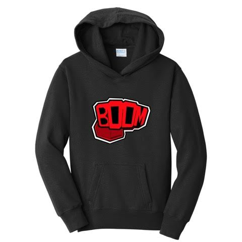 Official Effect2o Boom Fist Logo Hoodie