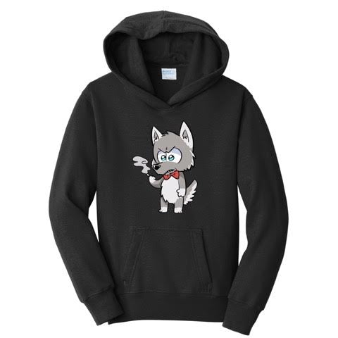 Official Cscoop Cartoon Wolf Hoodie
