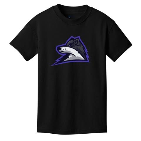 Official Cscoop Dark Wolf Logo Shirt