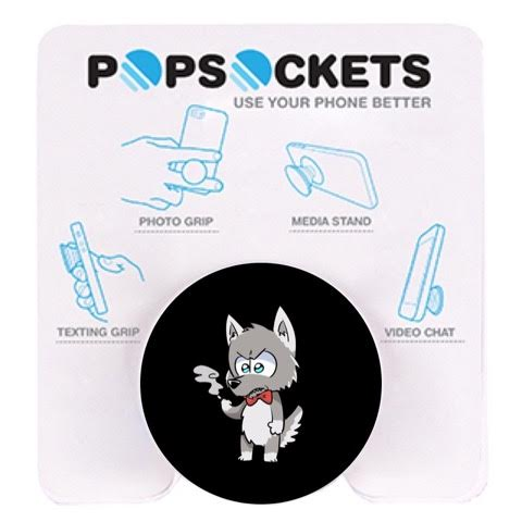 Official Cscoop Cartoon Wolf Socket