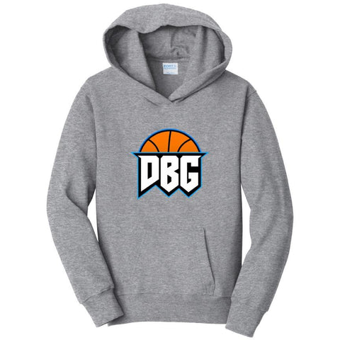 Official DBG Full Basketball Chest Logo Hoodie