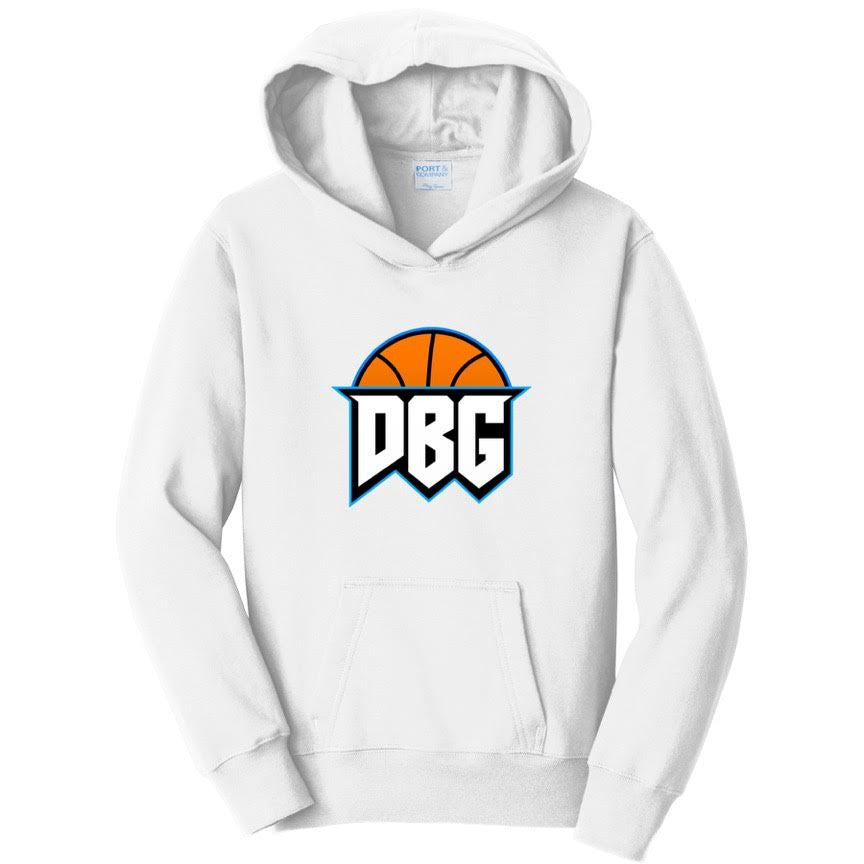 317964239 Official DBG Full Basketball Chest Logo Hoodie – Nice Posture Clothing