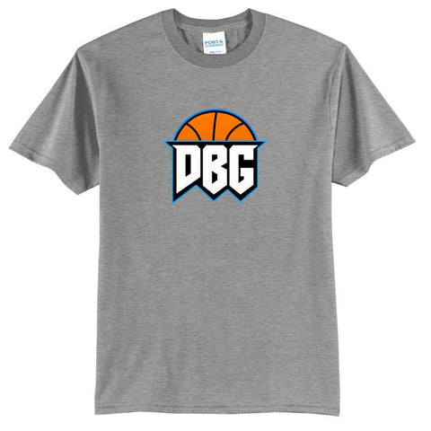 Official DBG Full Basketball Chest Logo Shirt