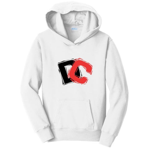 Official Dota Comics Red DC Logo Merchandise