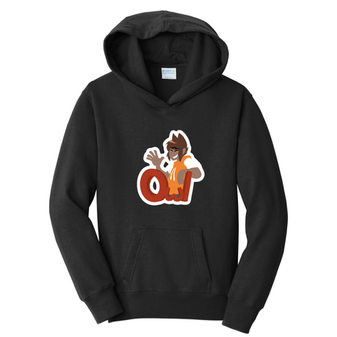 Official Doni Bobes Owl Avatar Hoodie