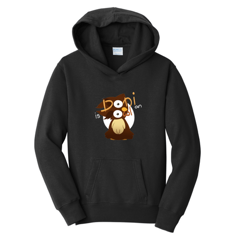 Official Doni Bobes Owl Logo Hoodie