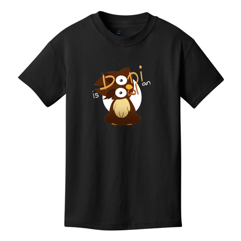 Official Doni Bobes Owl Logo Shirt