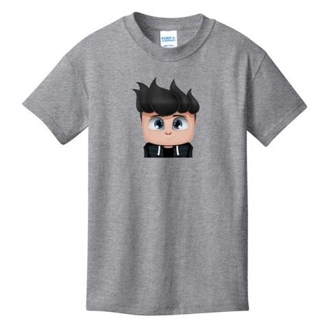 Official FahimPlayz Avatar Full Chest Logo Shirts