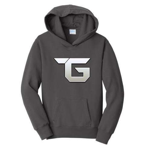 Official Target3DGaming Full Logo Hoodies