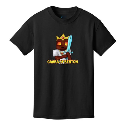 Official Gaara of Benton 10 Logo T-Shirts