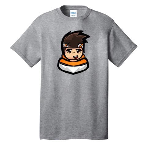 Official SpikeFTW Full Avatar Logo Shirts