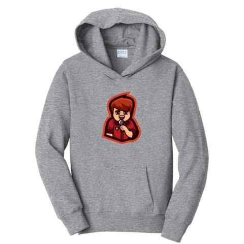 Official TheBestGinger13 Avatar Logo Hoodie