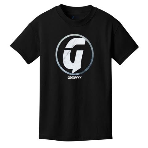 Official Grandayy Full Color Logo T-Shirts