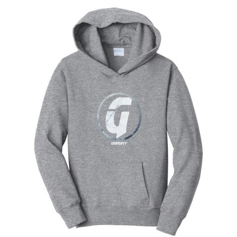 Official Grandayy Full Color Logo Hoodies
