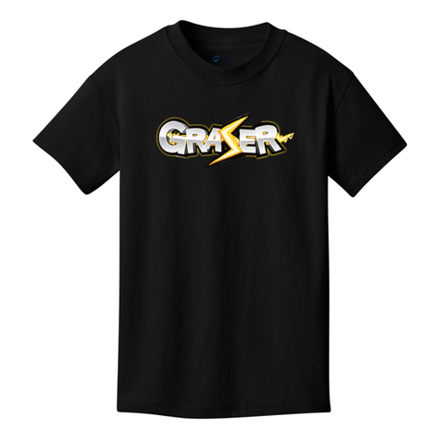 Official Full Graser Black Logo