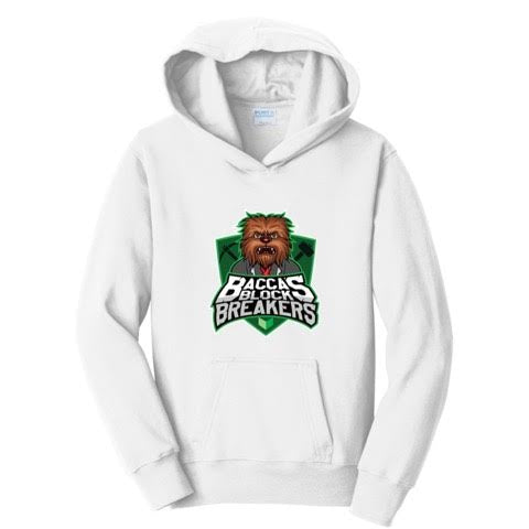 JeromeASF Battle Block Breakers Green Hoodies