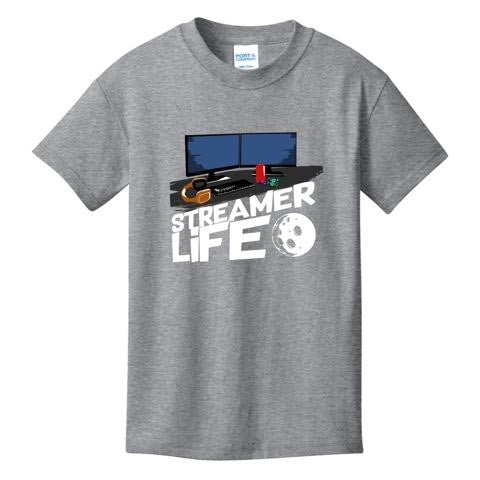 Official Buzterwow Streamer Life Logo Shirts