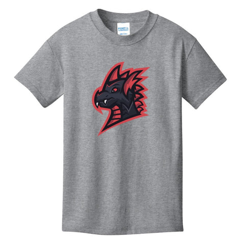 Official SuchSpeed Flaming Dragon Logo Shirt