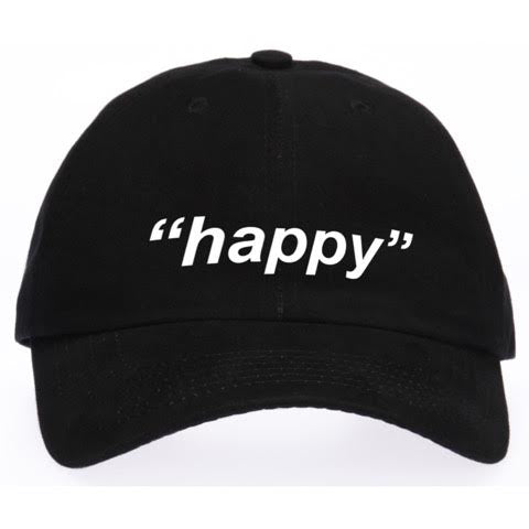 Official Mr. Red Full Happy Ace Hat