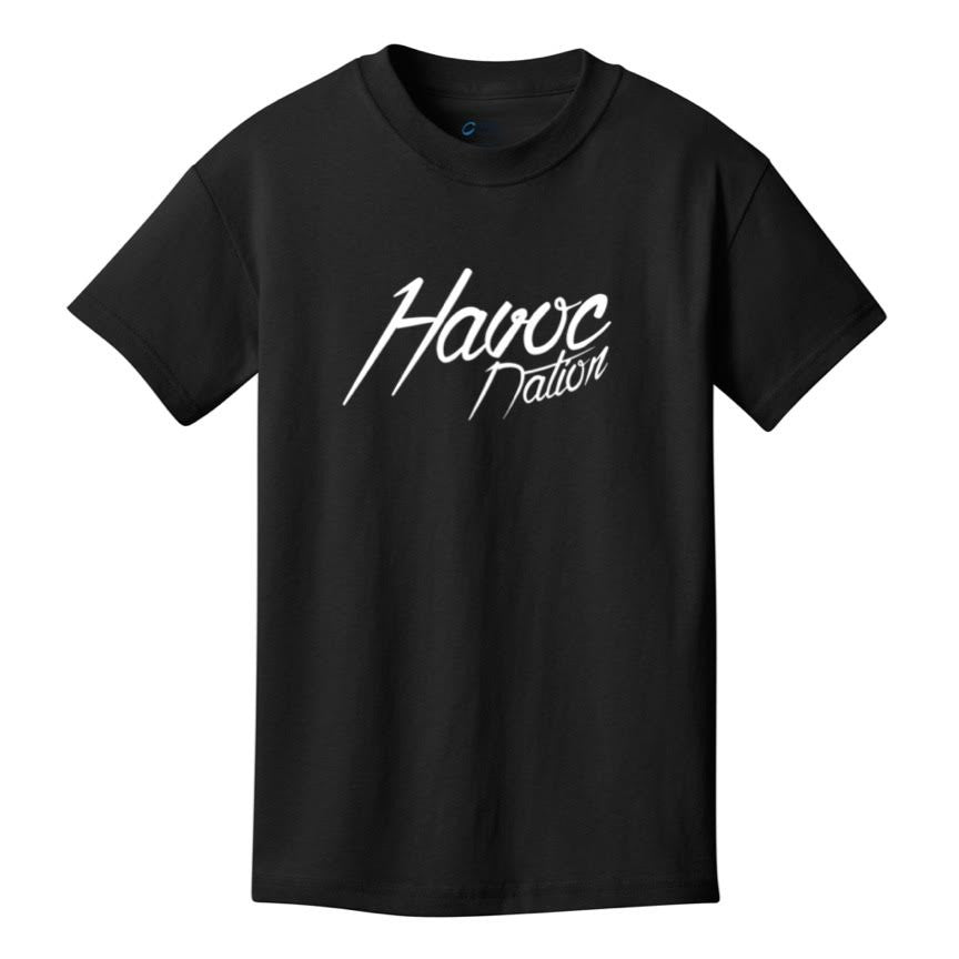 Official Havoc Nation Logo T-Shirts