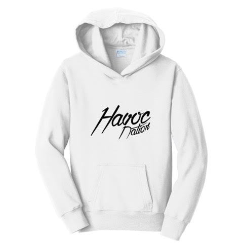 Official Havoc Nation Logo Hoodies