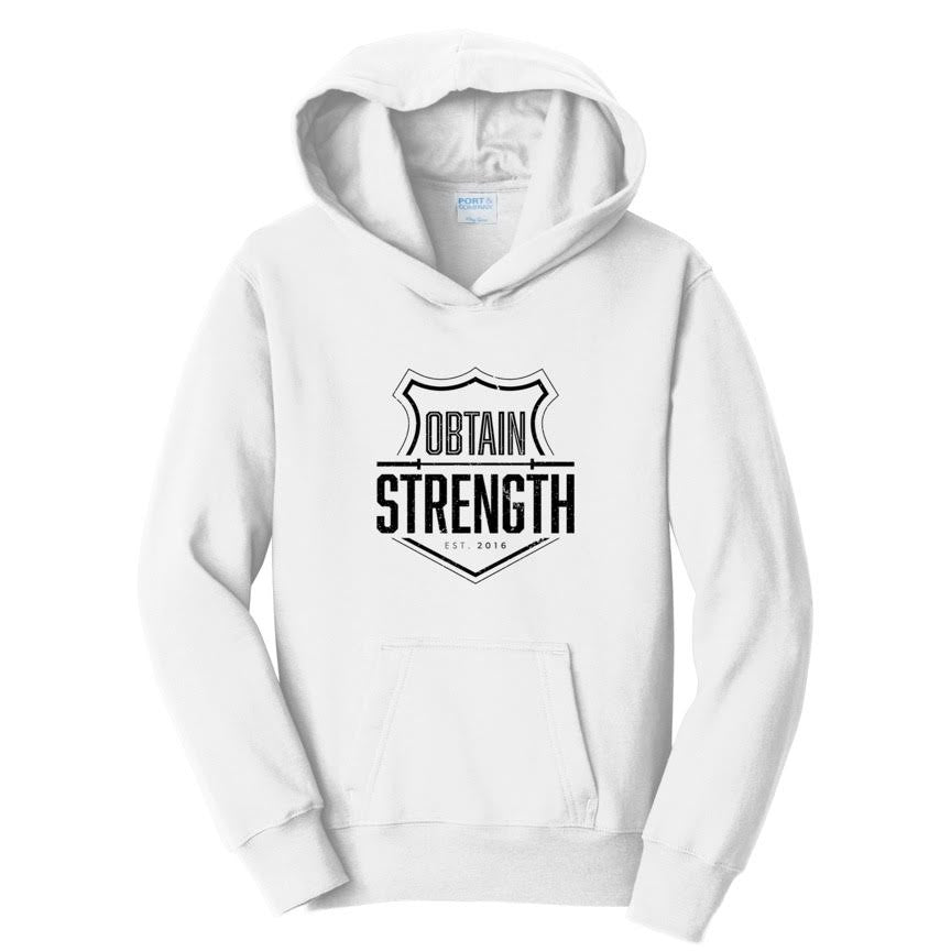 Official Michael Kory Fitness Logo Hoodies