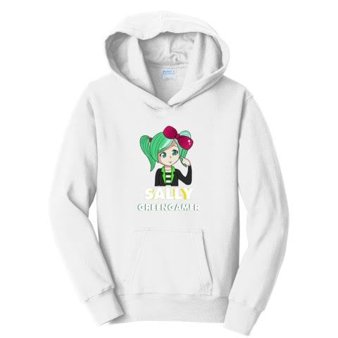 Official SallyGreenGamer Season II Hoodies