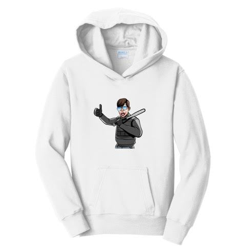 Official Ivanowski Character Hoodies