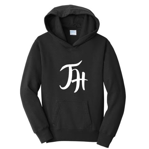 Official Jordan Houston Logo'd Hoodie