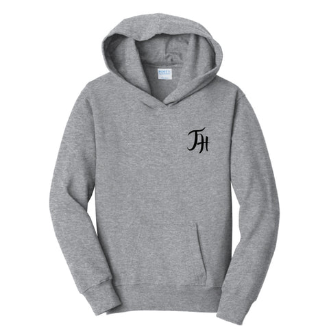 Official Jordan Houston Logo'd Chest Hoodie