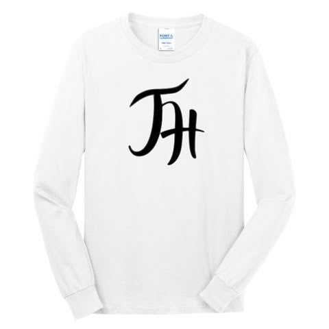 7f349a90157a75 Official Jordan Houston Logo d Long Shirts – Nice Posture Clothing