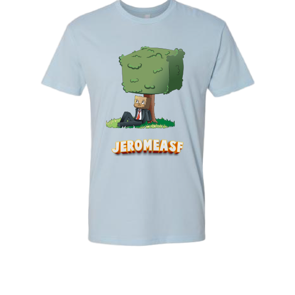 Official JeromeASF Tree Island Bacca Shirt