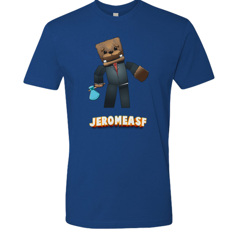 Official JeromeASF Robot Bacca Shirt