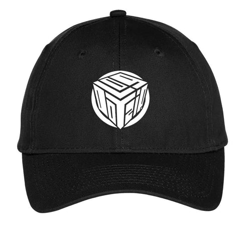 Official Logdotzip Block Logo Hat